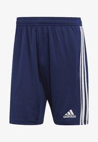adidas Performance - TIRO 19 AEROREADY PRIMEGREEN SHORTS - Sports shorts - blue - 6