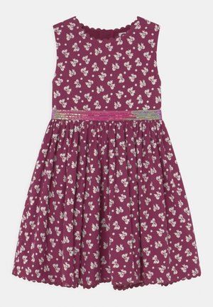 Cocktail dress / Party dress - berry