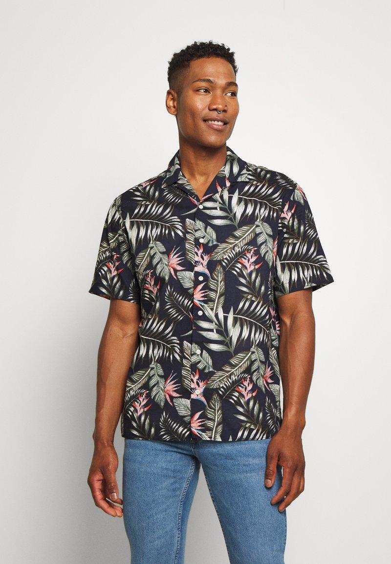 Jack & Jones - JORMARTY SHIRT - Košile - navy blazer