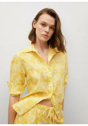 Chemisier - amarillo