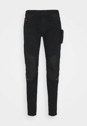 D-STRUKT-BK-SP - Slim fit jeans - 069th