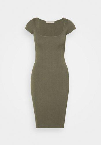 CHARLOTTE DRESS - Jumper dress - baja palm
