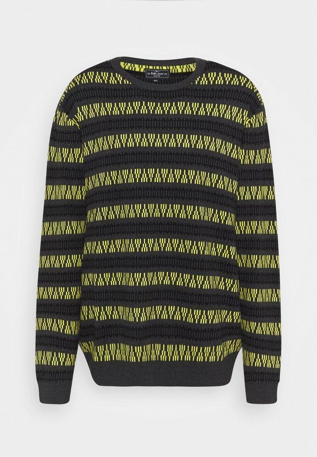 HENRY - Pullover - blazing yellow
