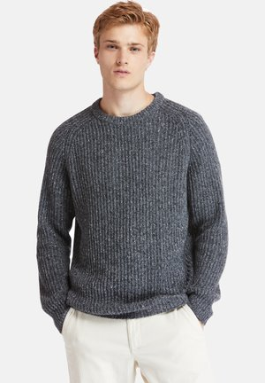 PHILLIPS BROOK  - Jumper - dark grey heather