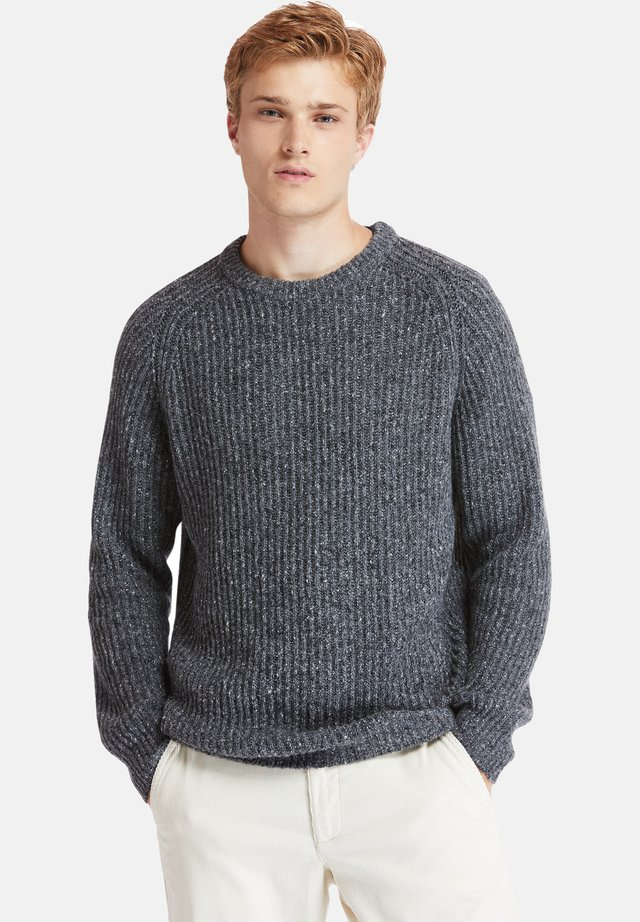 PHILLIPS BROOK  - Neule - dark grey heather