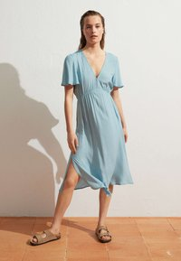 OYSHO - Denní šaty - turquoise - 2