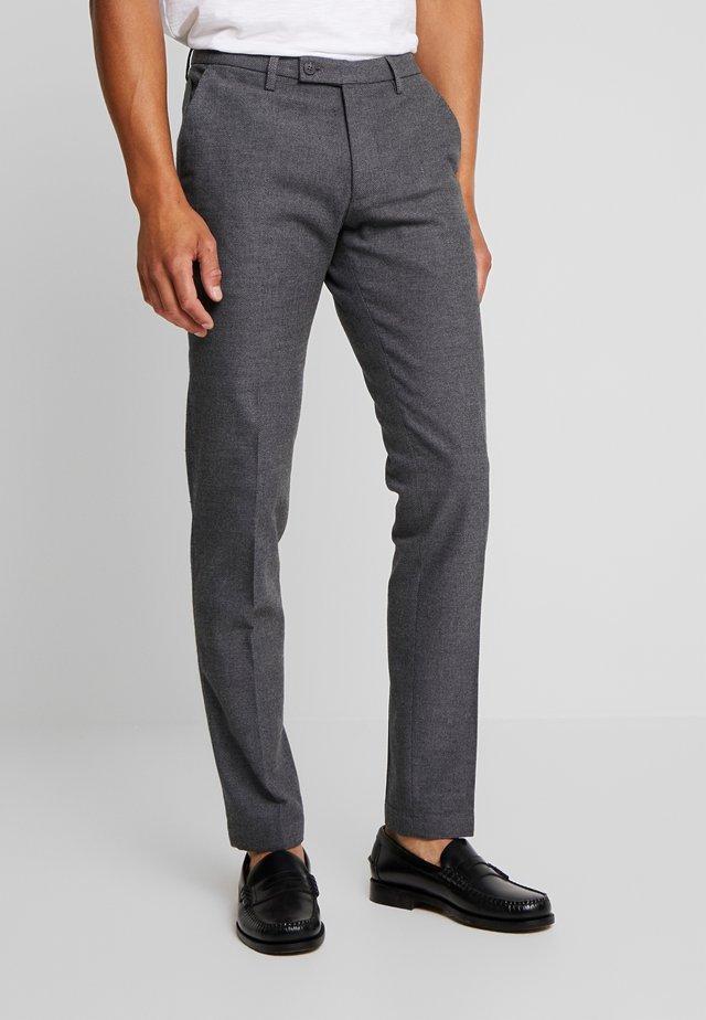 CIBRAVO - Pantalon de costume - dark grey