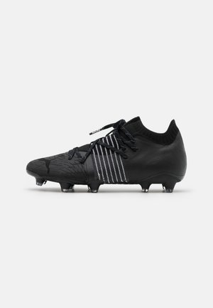 FUTURE Z 1.1 LAZERTOUCH FG/AG - Moulded stud football boots - black