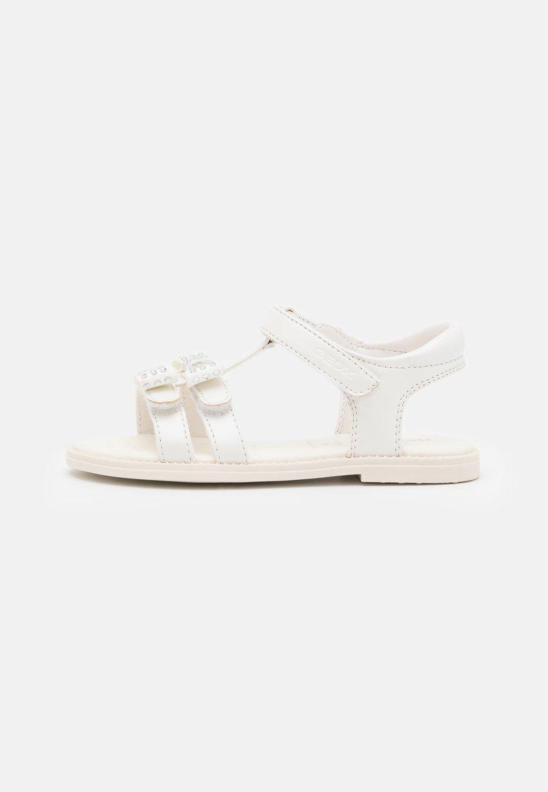 Geox - KARLY GIRL - Sandalen - white