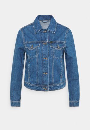 NEST - Jeansjakke - medium blue