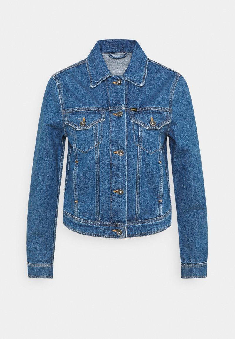 Tiger of Sweden Jeans - NEST - Džínová bunda - medium blue