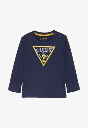 CORE BABY - Long sleeved top - deck blue