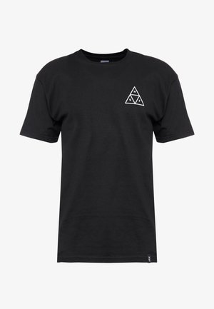 COMICS TEE - Camiseta estampada - black