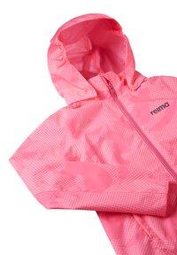 Reima - VALKO - Waterproof jacket - neon pink - 2