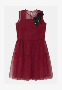 N°21 - ABITO - Cocktail dress / Party dress - dark red - 0