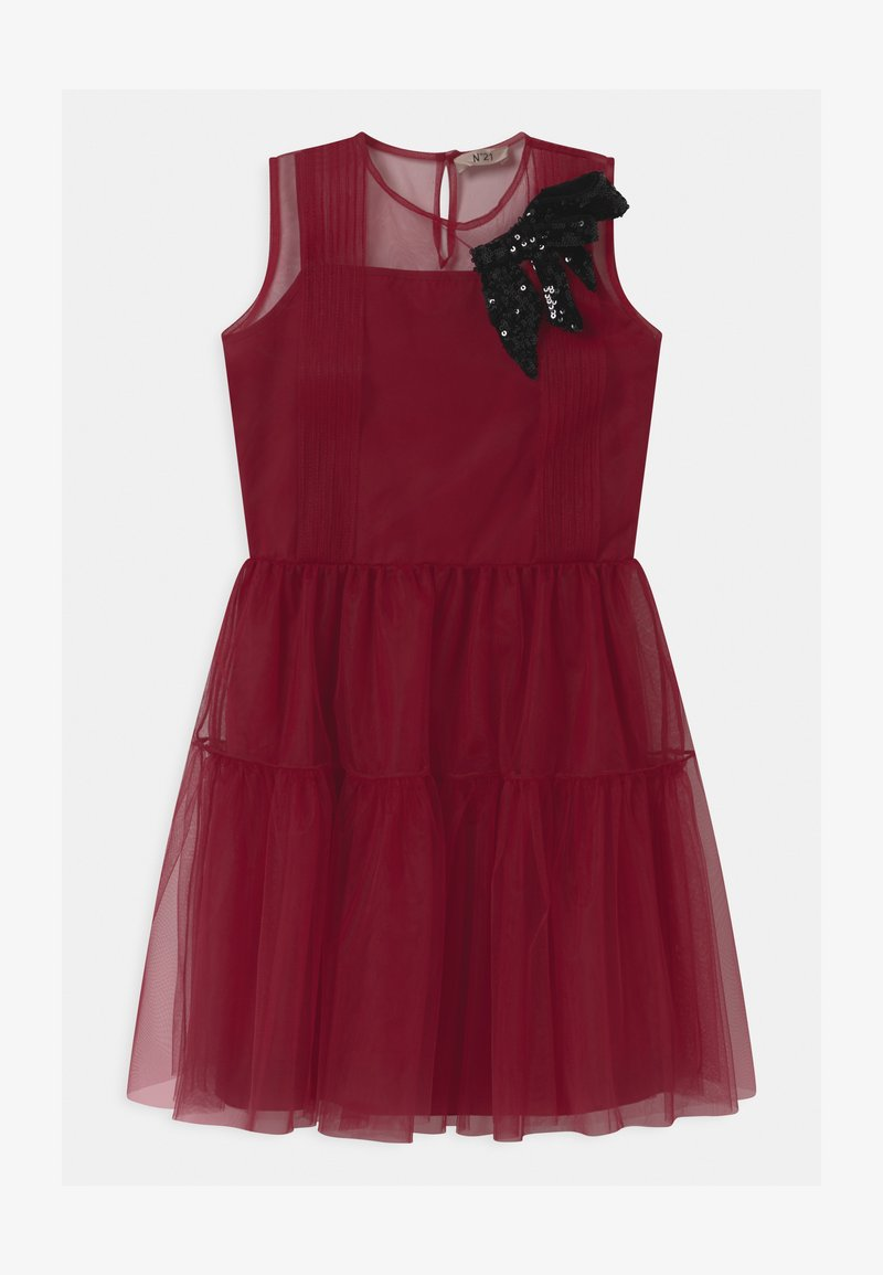 N°21 - ABITO - Cocktail dress / Party dress - dark red