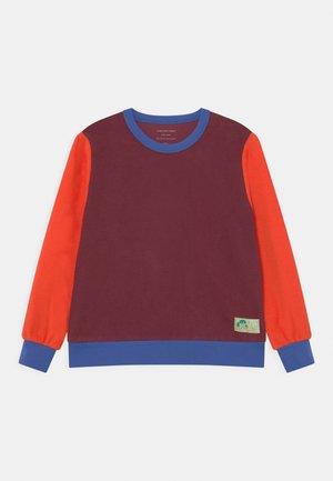 UNISEX - Sweatshirt - deep plum/red