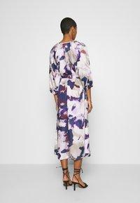 Part Two - ELISE - Day dress - purple - 2