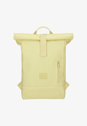RPET - Rucksack - gelb