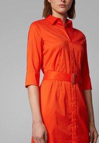BOSS - DALIRI1 - Shirt dress - orange - 3