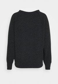 GAP - CREW - Sweatshirt - charcoal - 1