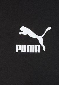 Puma - ICONIC HOODIE - Sweatshirt - black - 2