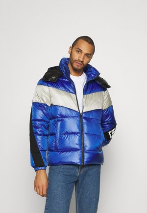 Light jacket - electric blue/ice