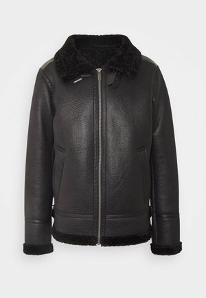 CENTURING - Winter jacket - black