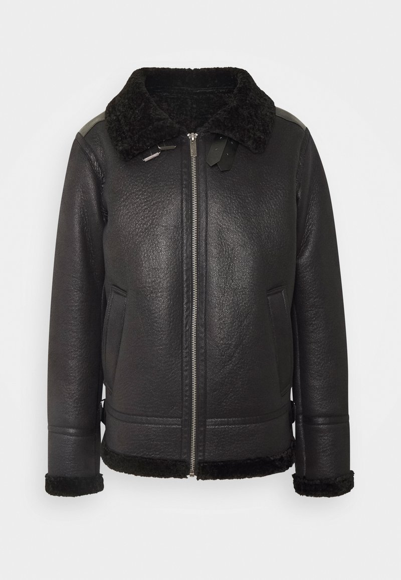 Oakwood - CENTURING - Winter jacket - black