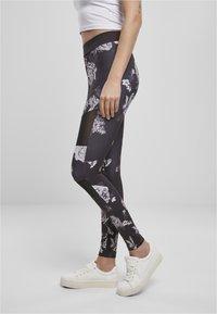 Urban Classics - Leggings - Trousers - grey - 5