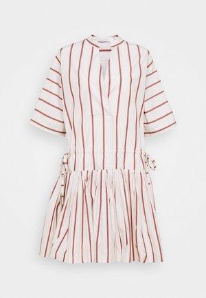 Day dress - red/beige