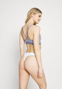 GAP - NOVELTY SEAMLESS RACERBACK - Bustier - blue heather - 2