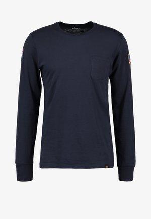 Maglietta a manica lunga - rep blue