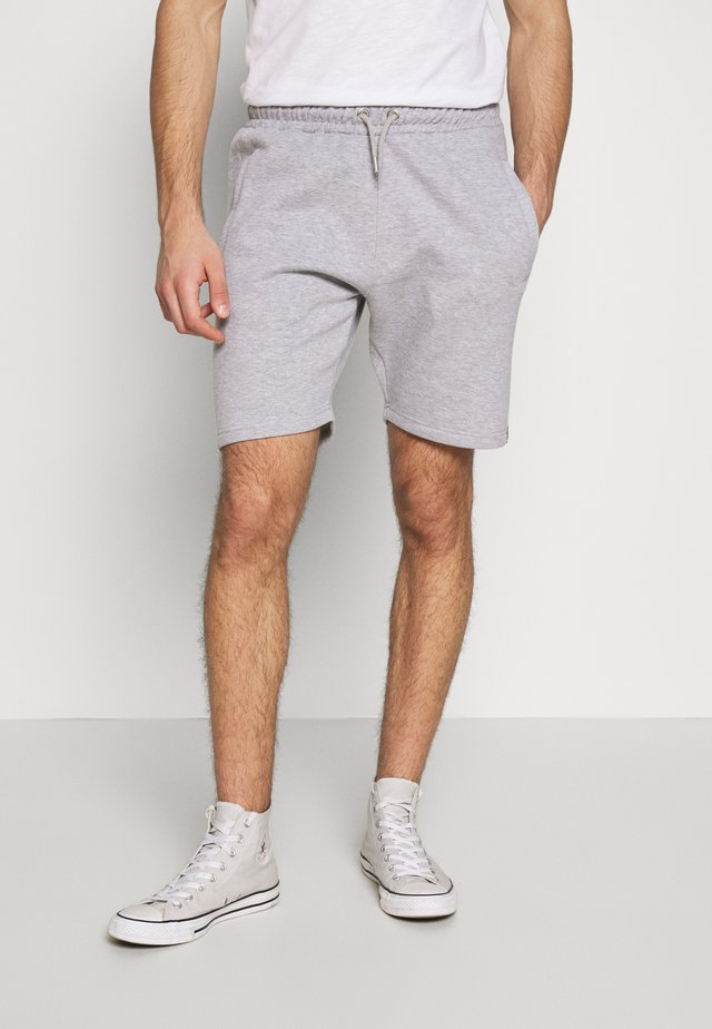 UNISEX FLASH JOGGING  - Shortsit - grey marl