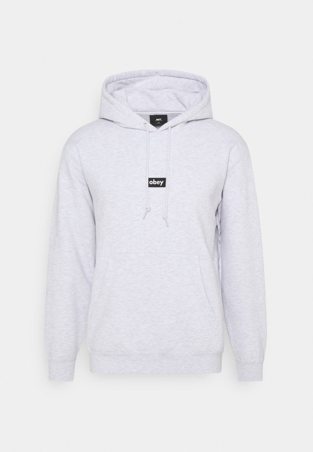 BAR - Sweatshirt - ash grey