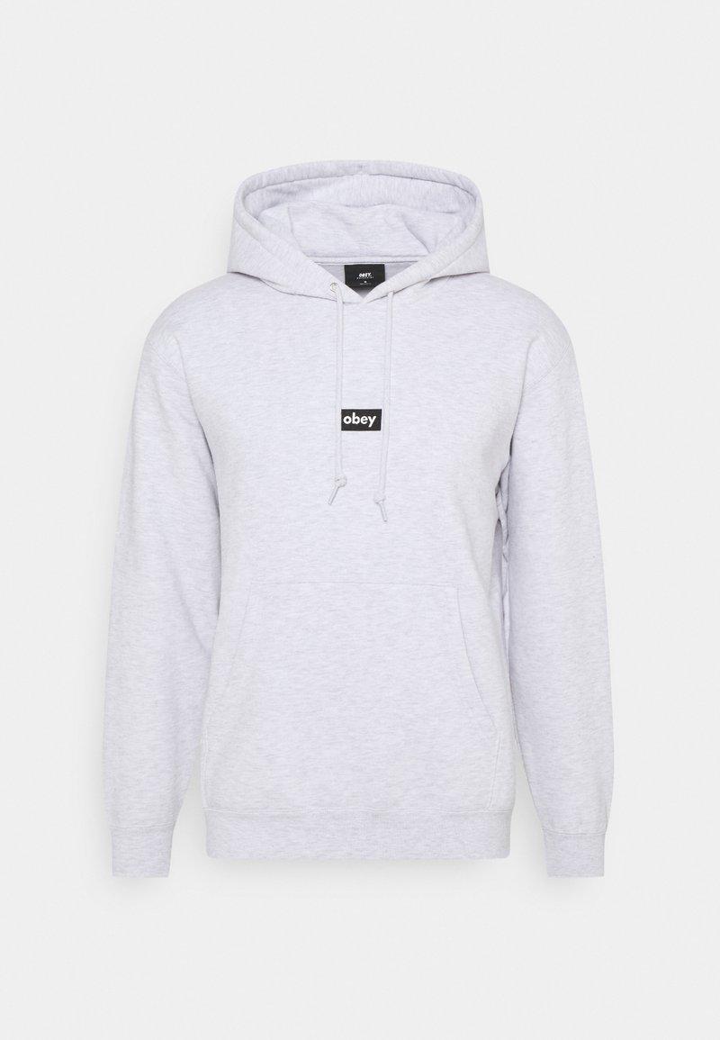Obey Clothing - BAR - Collegepaita - ash grey