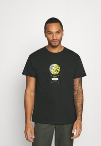 Topman - NEW IDOLS TEE - Print T-shirt - black - 0