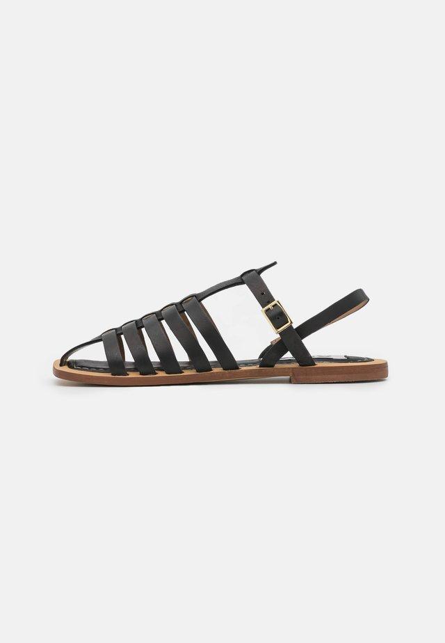 SUKI - Sandaler - black