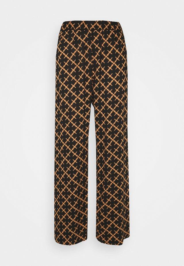 SALA - Pantaloni - thrush