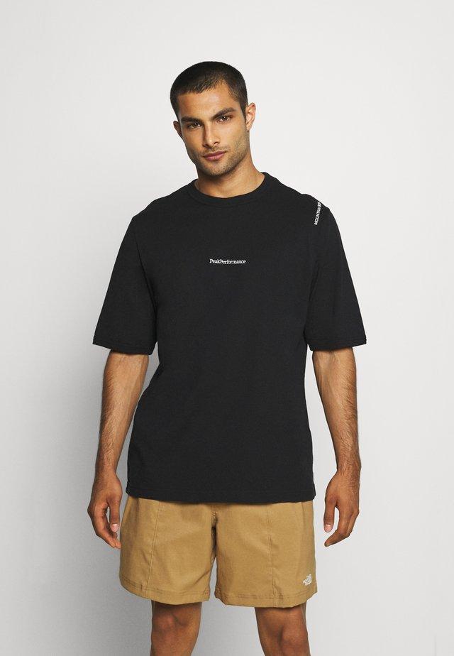 VIBE 95 TEE - T-shirt print - black