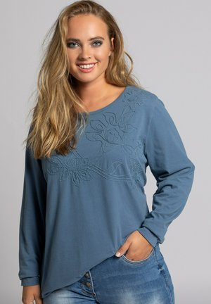 Sweatshirt - topaz blue