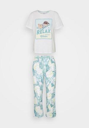 GARFIELD EXOTIC RELAX - Pyjamas - off-white