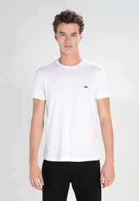 Lacoste - T-shirt basic - white - 0
