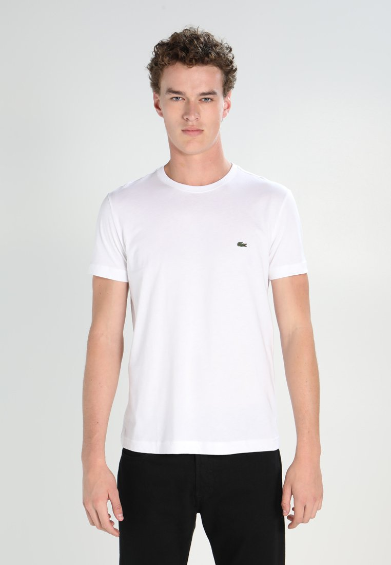 Lacoste - T-shirt basic - white