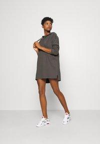 ONLY - ONLMAGGIE DRESS - Jerseykjole - magnet - 1