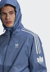 adidas Originals - ADICOLOR  TREFOIL WINDBREAKER - Windbreaker - blue - 4