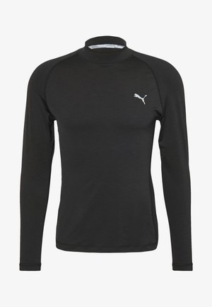 BASELAYER - Sports shirt - black