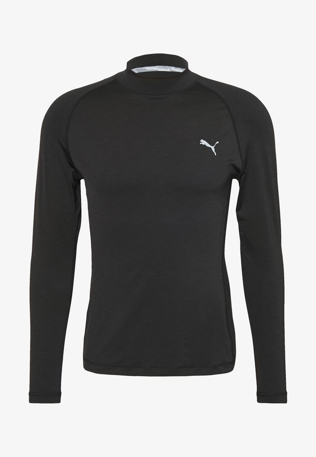 BASELAYER - T-shirt de sport - black