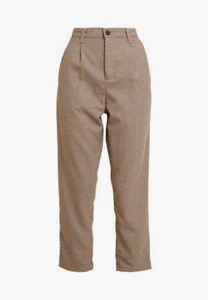 PULLMAN PASCO PANT - Trousers - hamilton brown rigid