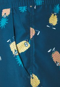 Lousy Livin Underwear - AANANAS - Plavky - blue dive - 5